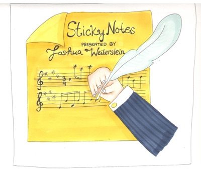 Sticky Notes: The Classical Music Podcast
