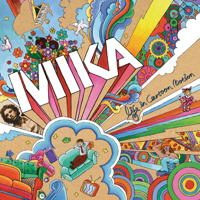 MIKA - Life In Cartoon Motion artwork