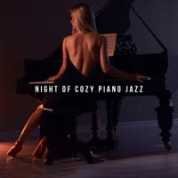 Amazing Jazz Piano Background & Instrumental Jazz Music Zone - Night of Cozy Piano Jazz: Relaxing Background Music, Beautiful Romantic Songs