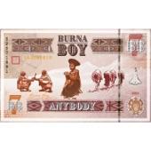 Burna Boy - Anybody