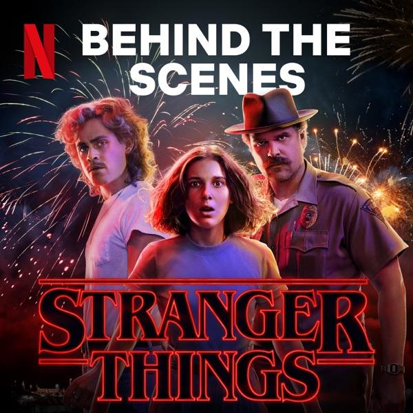 Behind The Scenes: Stranger Things Season 3