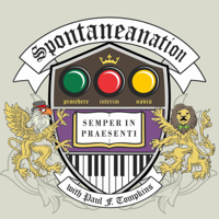 Podcast cover art for SPONTANEANATION with Paul F. Tompkins