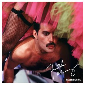 Freddie Mercury - Never Boring (Deluxe)