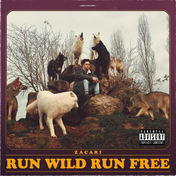 cdc200c801e4 Run Wild Run Free - EP by Zacari on Apple Music