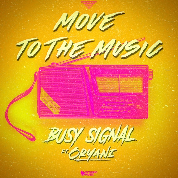 Move to the Music (feat. Oryane) - Single
