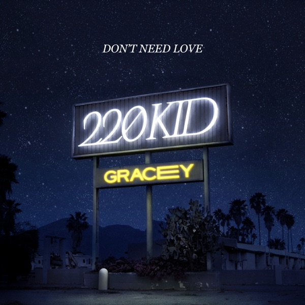 Cover art for Don't Need Love