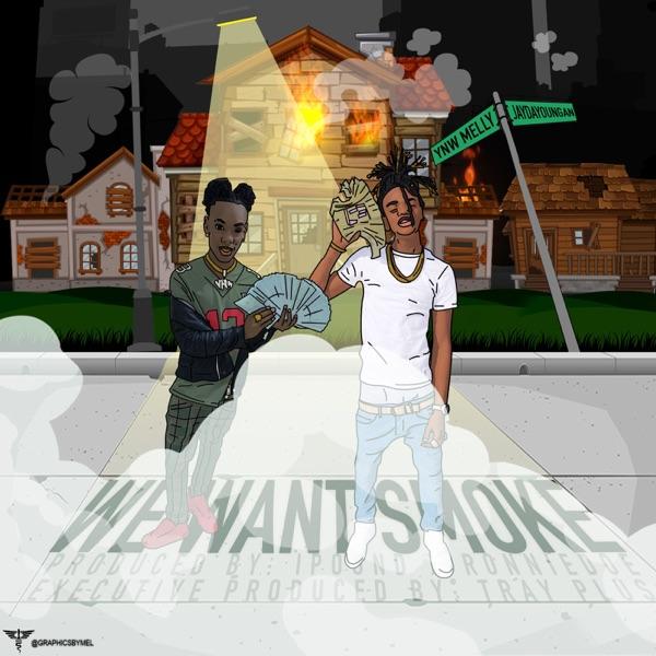 We Want Smoke (feat. YNW Melly & JayDaYoungan) - Single