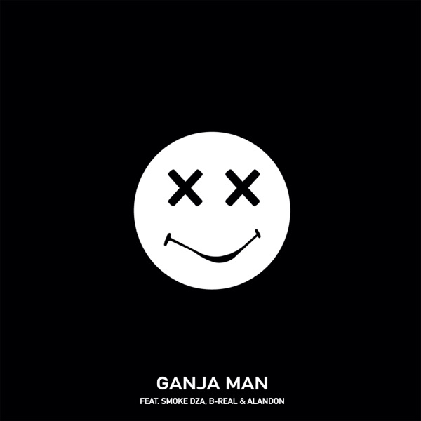 Ganja Man (feat. Smoke DZA, B-Real & Alandon) - Single