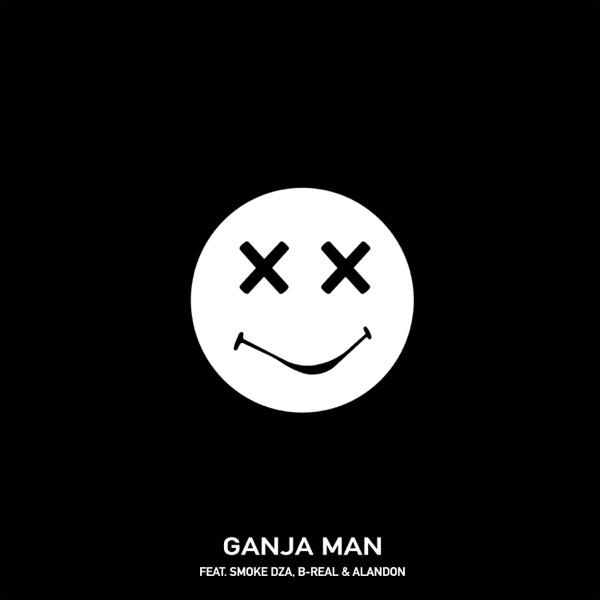 Ganja Man (feat. Smoke DZA, B-Real & Alandon) - Single