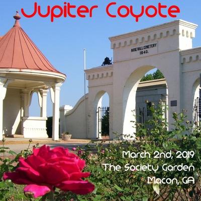 The Society Garden, Macon, GA (Live) - Jupiter Coyote