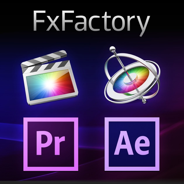 FxFactory - Final Cut Pro, Motion and AE plugins by Noise