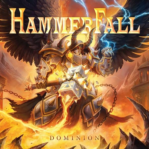 HammerFall mit (We Make) Sweden Rock