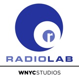 Image of Radiolab podcast