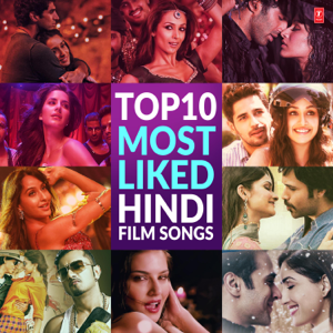 Various Artists - Top 10 Most Liked Hindi Film Songs