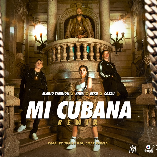 Mi Cubana Remix (feat. ECKO) - Single