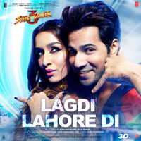 Download Mp3 Guru Randhawa, Tulsi Kumar, Sachin-Jigar & Vee - Lagdi Lahore Di (From