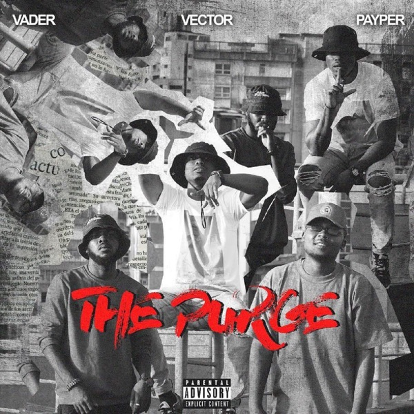 The Purge (feat. Vader the Wild Card & Payper Corleone) - Single
