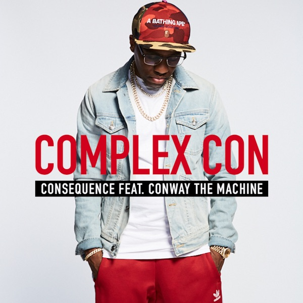 Complex Con (feat. Conway the Machine) - Single