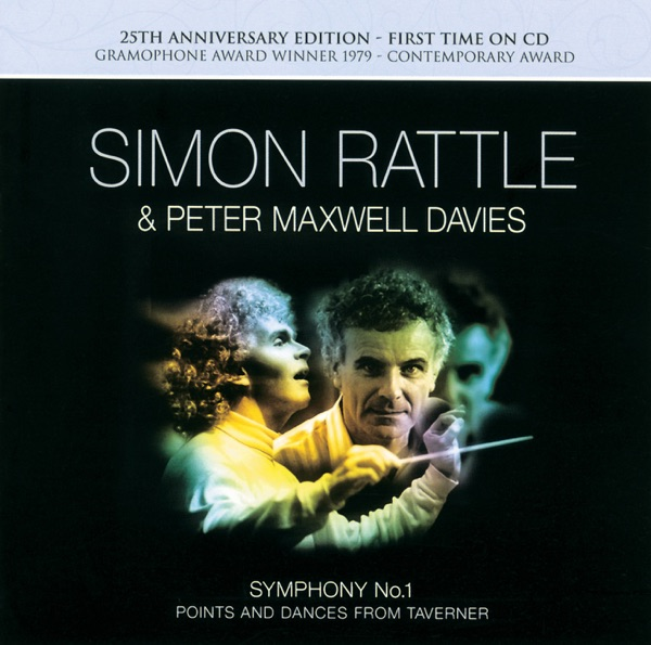 Maxwell Davies: Symphony No. 1; Points and Dances from