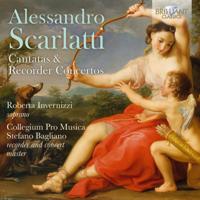 Roberta Invernizzi, Collegium Pro Musica & Stefano Bagliano