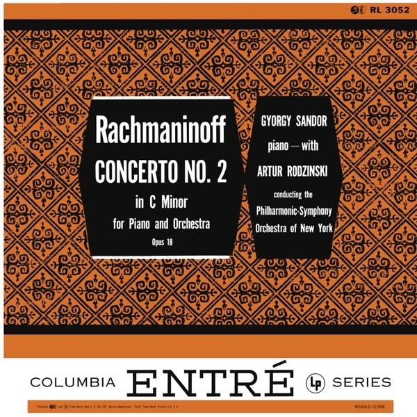 Rachmaninoff: Piano Concerto No. 2, Op. 18 (Remastered) - EP