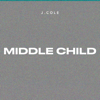 J. Cole - MIDDLE CHILD  artwork
