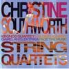 String Quartets, Kronos Quartet, Gamelan Elektrika, Calder Quartet, Face the Music & Christine Southworth