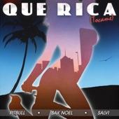 Que Rica (Tocame) [Clean] artwork