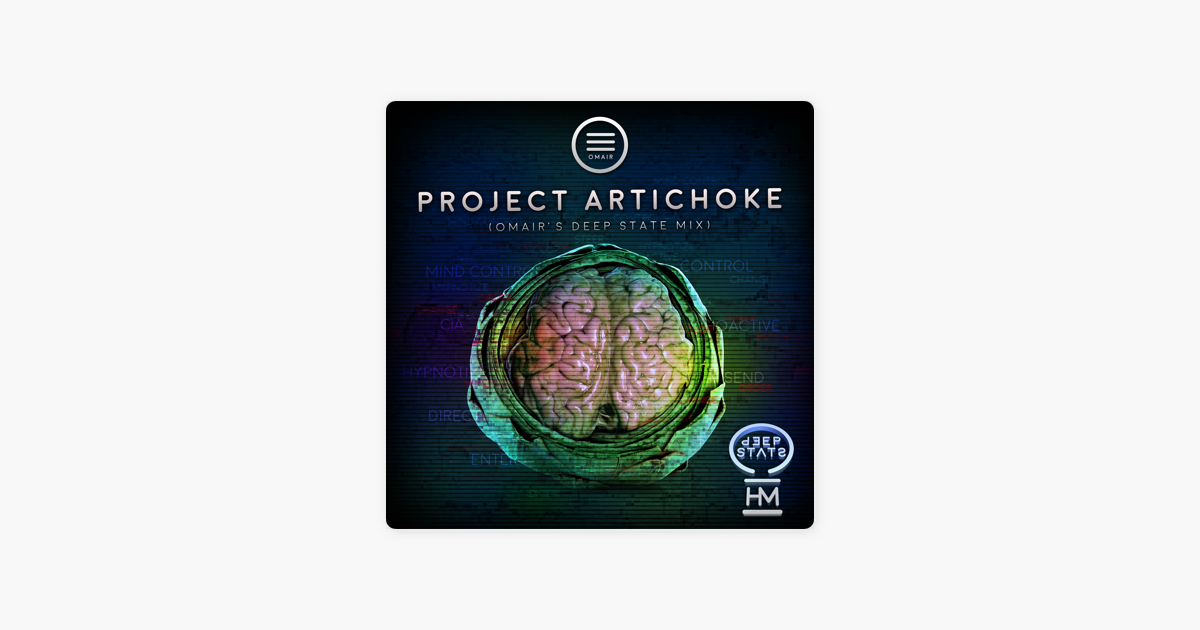 Project Artichoke (Omair's Deep State Mix) - Single by OMAIR