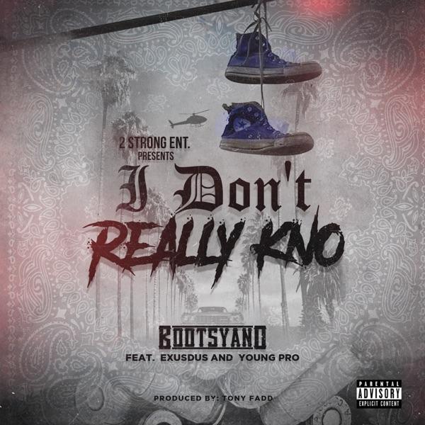 I Don't Really Kno (feat. Exusdus & Young Pro) - Single