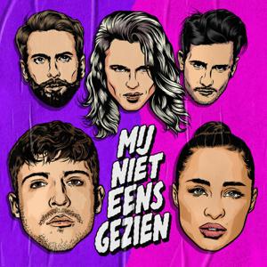 Kris Kross Amsterdam, Lil Kleine & Yade Lauren - Mij Niet Eens Gezien