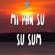 Mi Pan Su Su Sum - miel pops