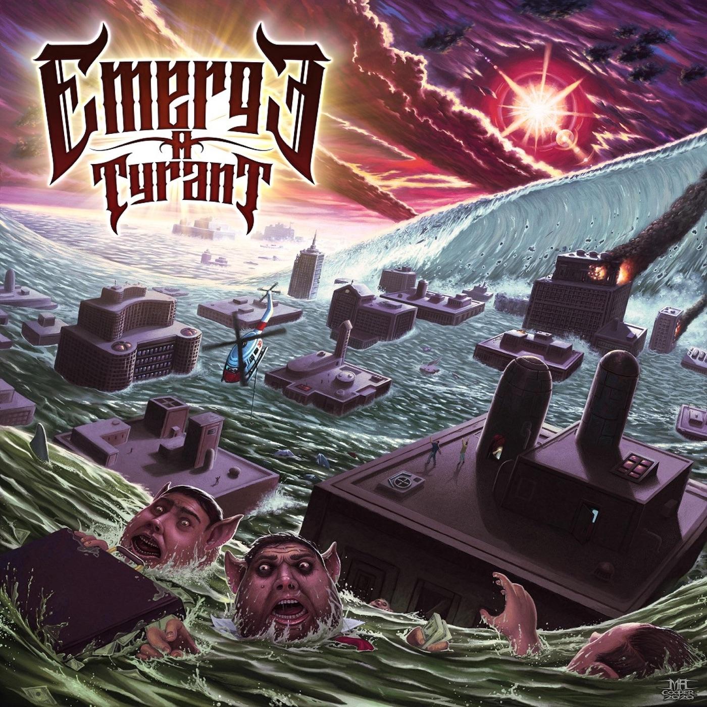 Emerge A Tyrant - Defiance [single] (2020)