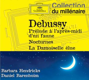 Various Artists - Debussy: Prélude à l'après-midi d'un faune, Nocturnes, La damoiselle élue.