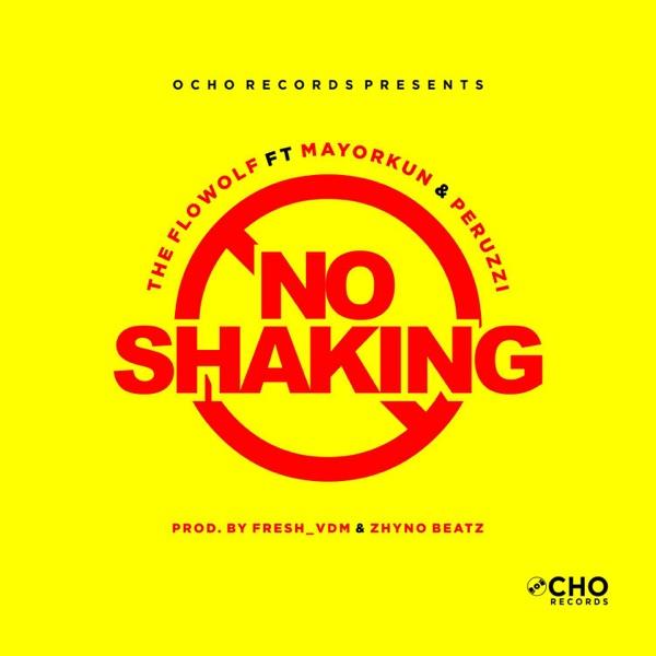 No Shaking (feat. Mayorkun & Peruzzi) - Single