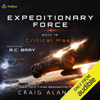 Craig Alanson - Critical Mass: Expeditionary Force, Book 10 (Unabridged)  artwork