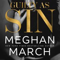 Meghan March - Guilty as Sin artwork
