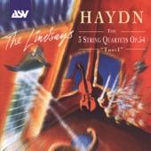The Lindsays - Haydn: String Quartet in E, Op.54, No.3 - 1. Allegro
