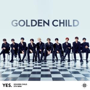 Golden Child - Golden Child 5th Mini Album [Yes.] - EP