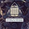 Verschillende artiesten - Hard Bass 2019: The Last Formation kunstwerk