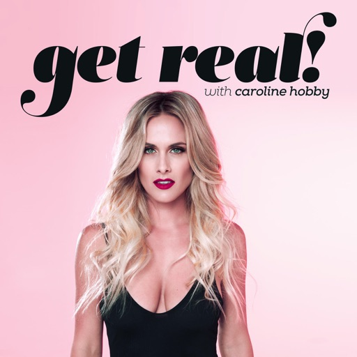 Cover image of Get Real -w- Caroline Hobby