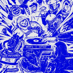 Kaam Bhaari, Spitfire, SlowCheeta, Nuka & Devil The Rhymer - Mehfil - E - HipHop