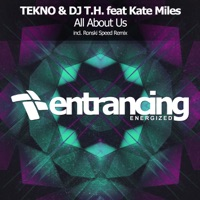 All About Us (Ronski Speed rmx) - TEKNO - DJ TH - KATE MILES
