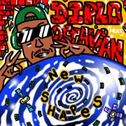 New Shapes (feat. Octavian) - Diplo - Diplo