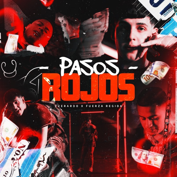 Pasos Rojos - Single