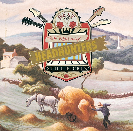Art for Oh Lonesome Me by The Kentucky Headhunters