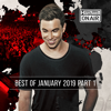 Hardwell - Hardwell on Air - Best of January 2019 (Part 1) portada