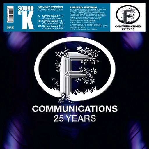 Silvery Sounds (Fcom 25 Remastered) - Single by Sound Of K