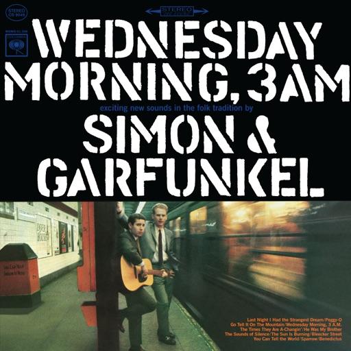 Art for The Sounds Of Silence by Simon & Garfunkel