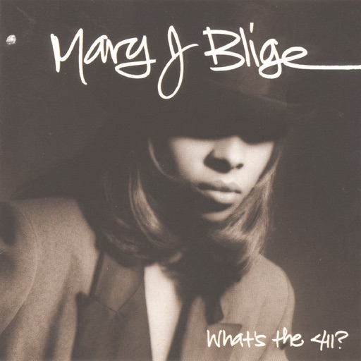 Art for Real Love by Mary J. Blige